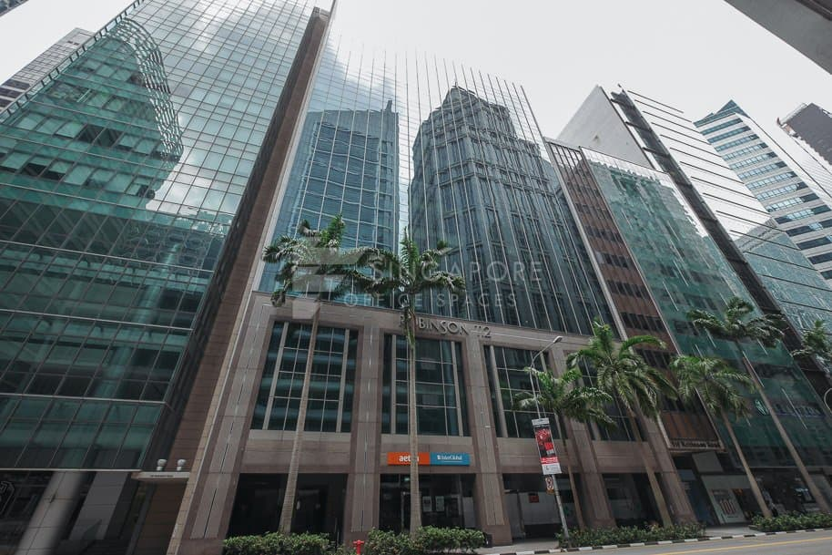 Robinson 112 Office For Rent Singapore 575