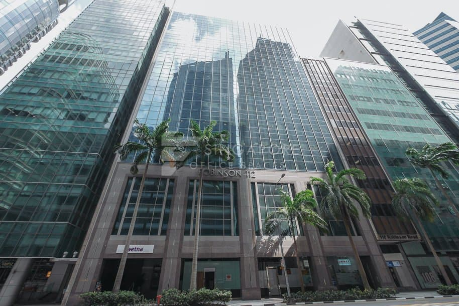 Robinson 112 Office For Rent Singapore 644