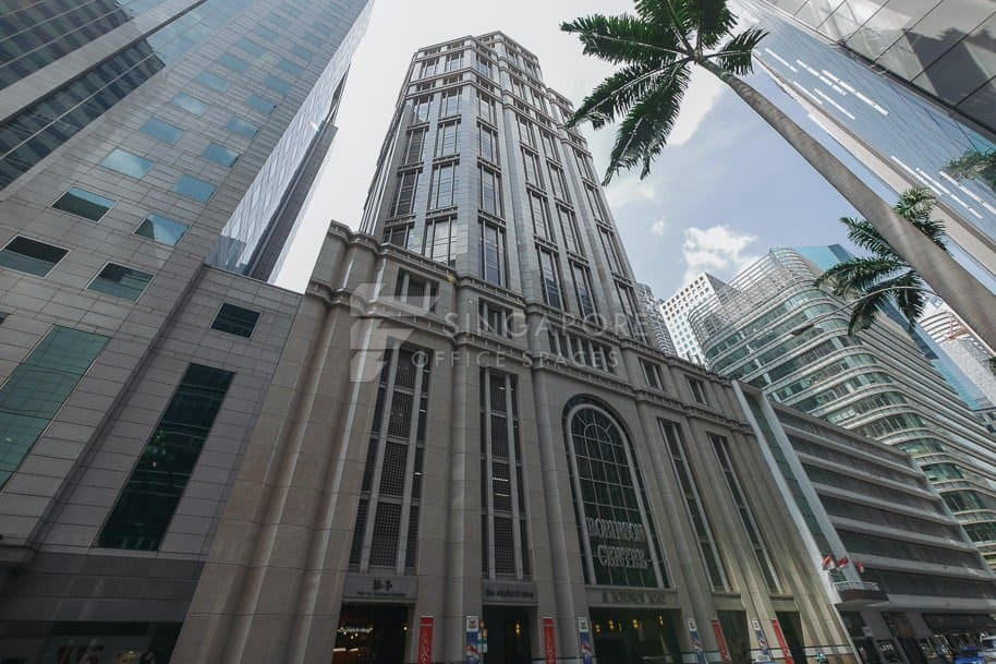 Robinson Centre Office For Rent Singapore 658