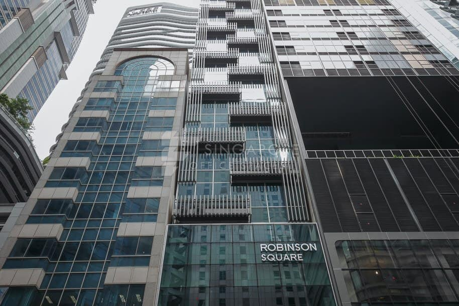 Robinson Square Office For Rent Singapore 565