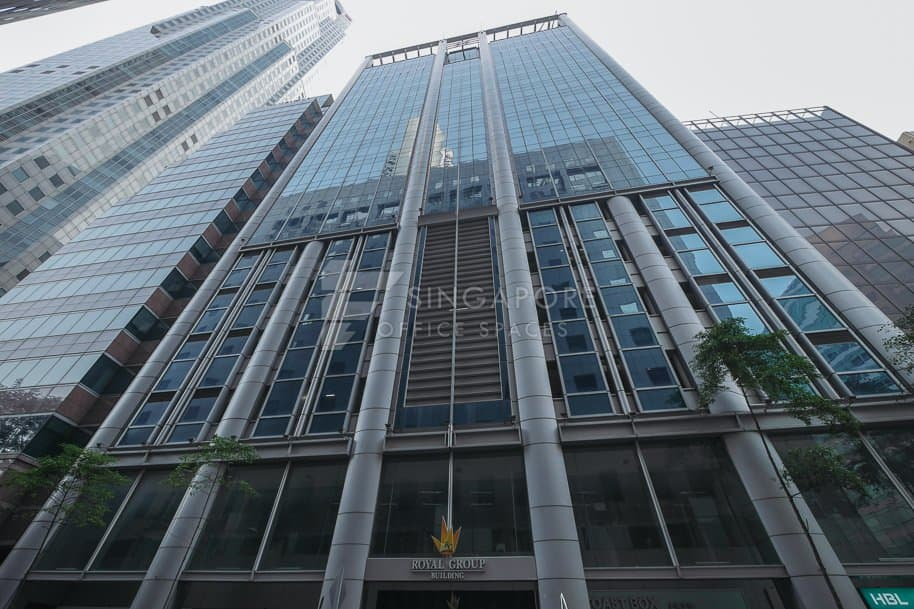 Royal Group Building Office For Rent Singapore 713