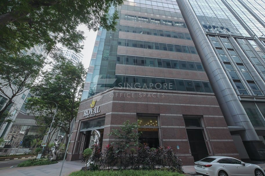 Royal One Phillip Office For Rent Singapore 710