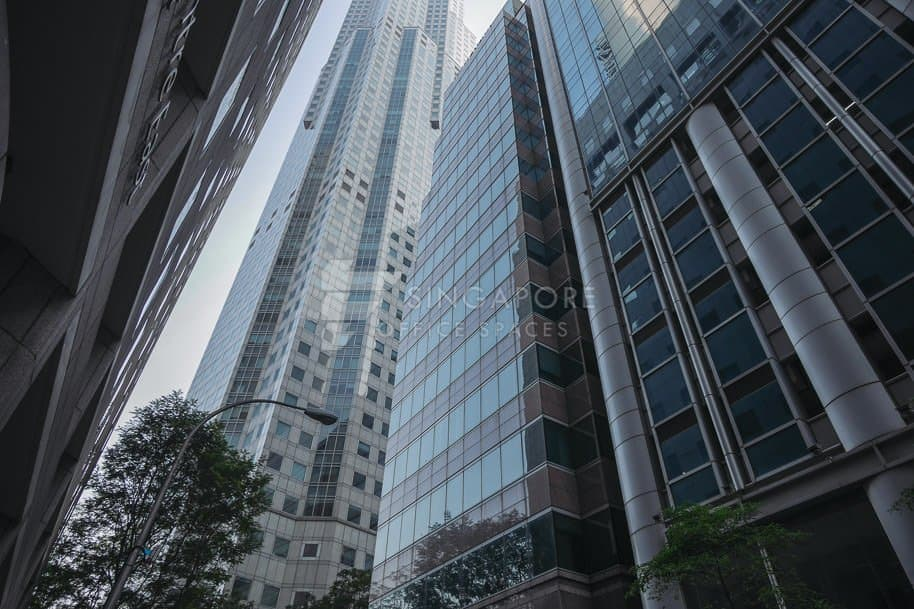 Royal One Phillip Office For Rent Singapore 714