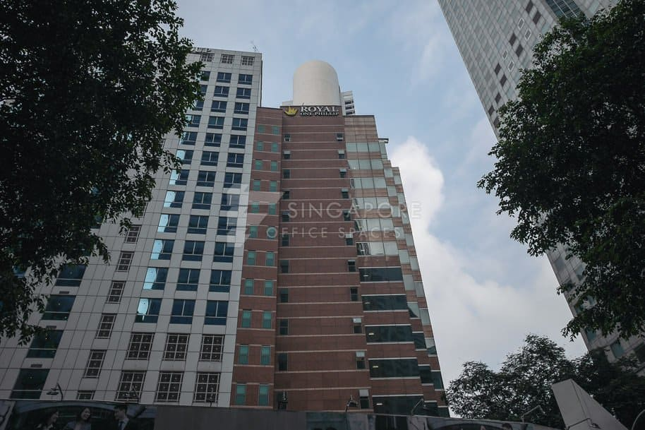 Royal One Phillip Office For Rent Singapore 762