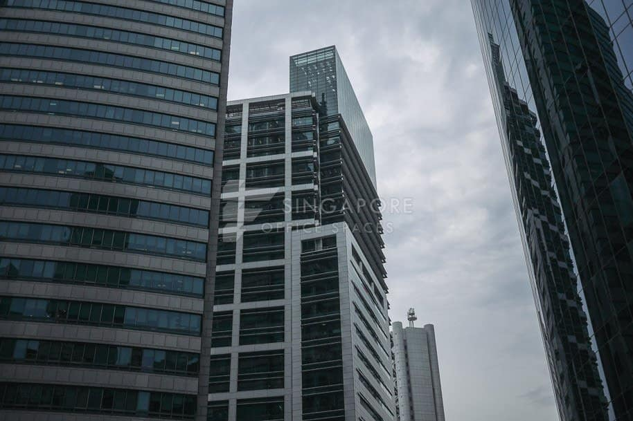 Samsung Hub Office For Rent Singapore 21