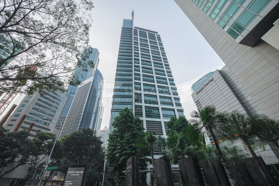 Samsung Hub Office For Rent Singapore 688