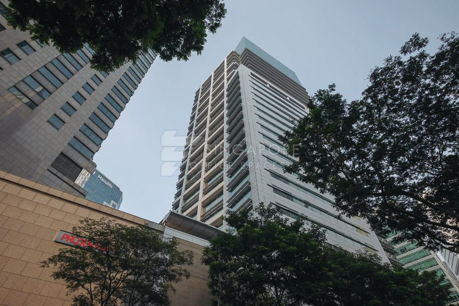Samsung Hub Office For Rent Singapore 723
