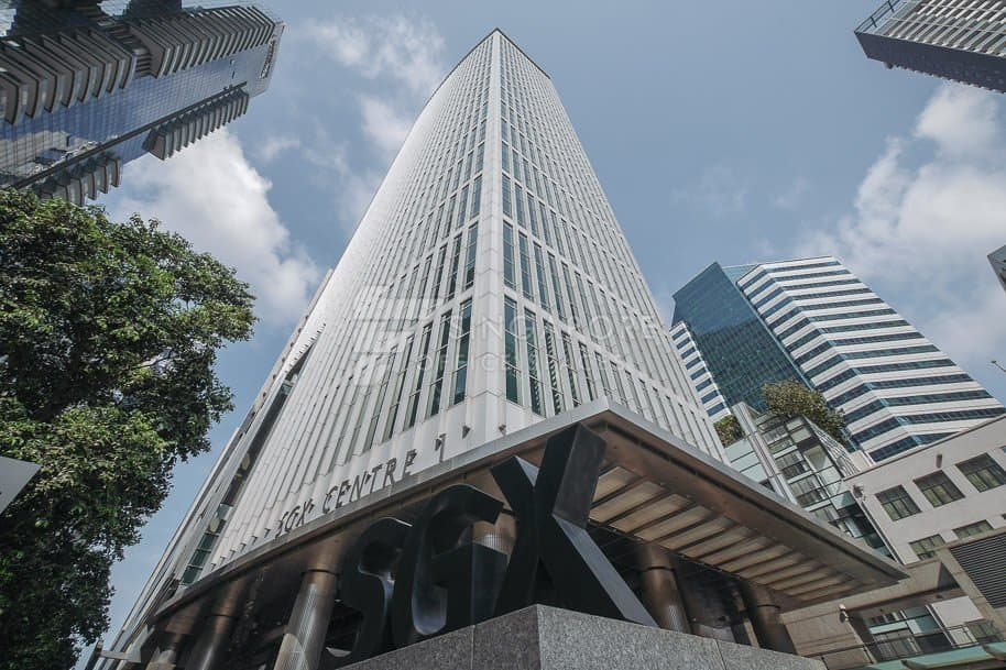 Sgx Centre Office For Rent Singapore 610
