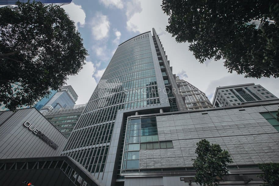 Sgx Centre Office For Rent Singapore 634