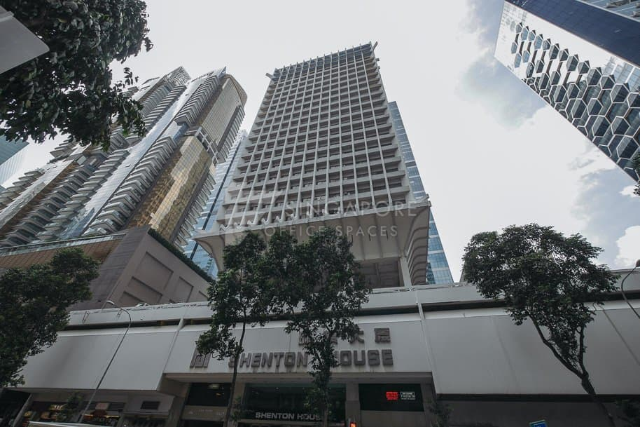 Shenton House Office For Rent Singapore 630