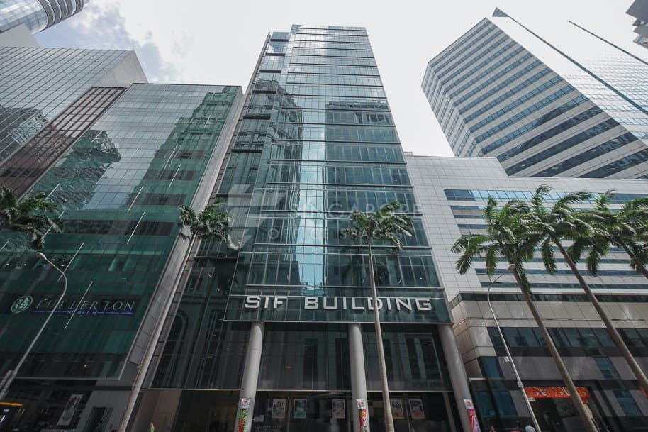 Sif Building Office For Rent Singapore 649