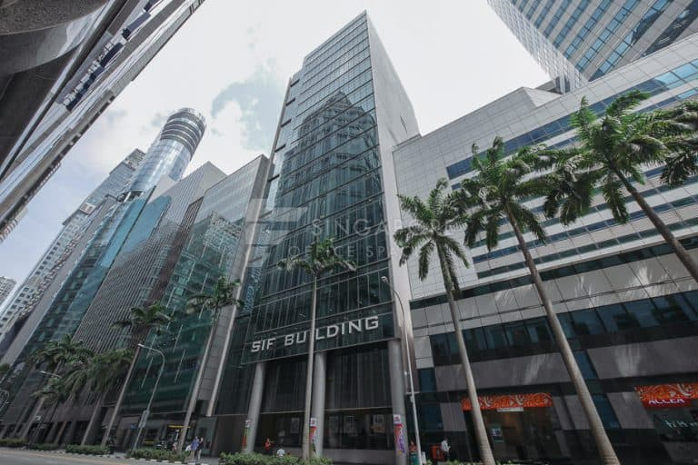 Sif Building Office For Rent Singapore 651