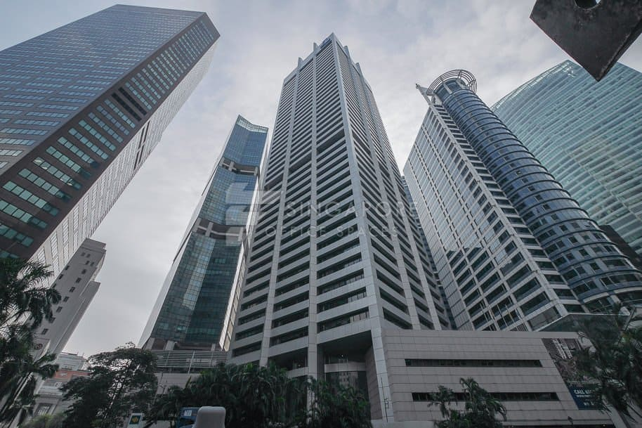Singapore Land Tower Office For Rent Singapore 768