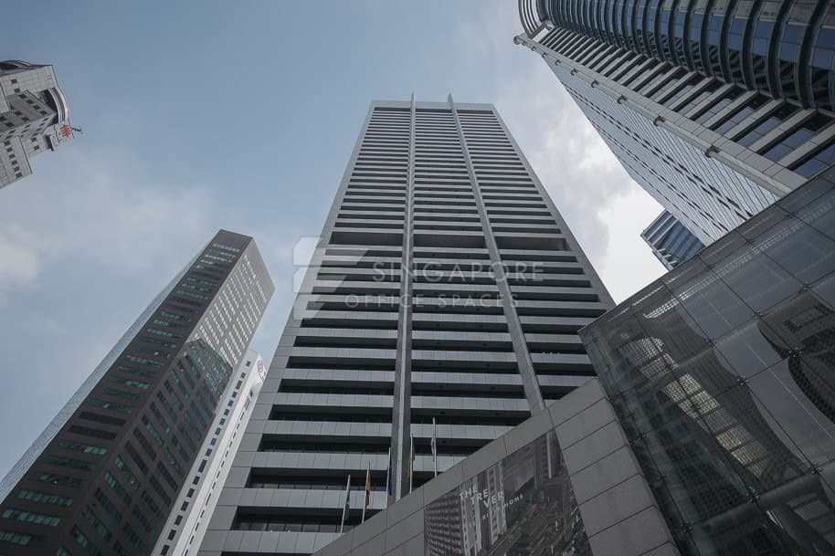 Singapore Land Tower Office For Rent Singapore 791