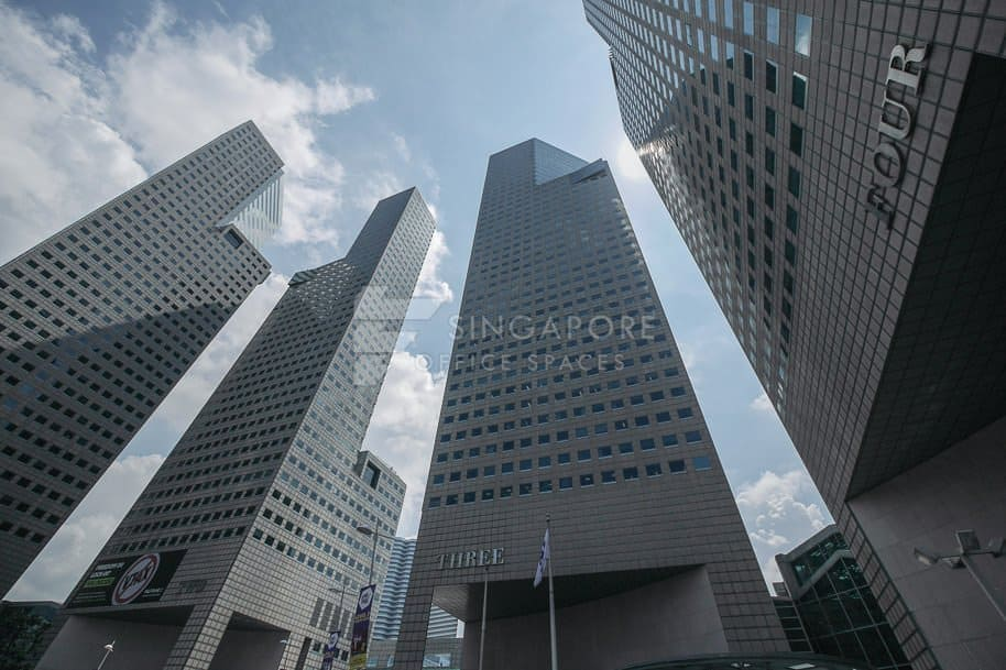 Suntec Tower Office For Rent Singapore 1098