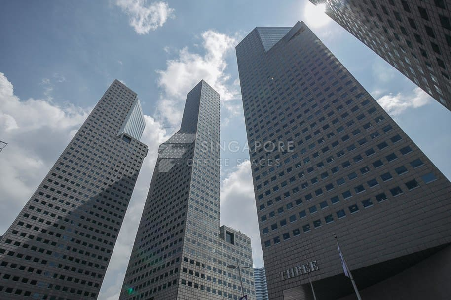 Suntec Tower Office For Rent Singapore 1100