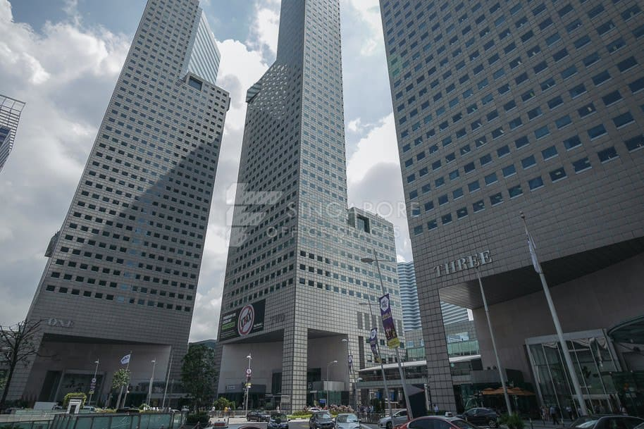 Suntec Tower Office For Rent Singapore 1101