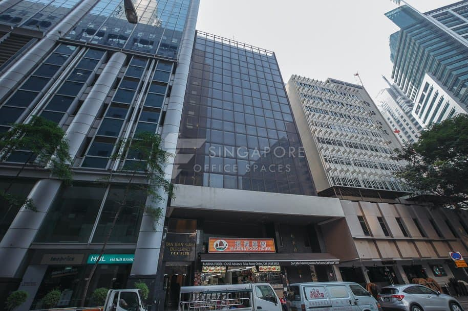Tan Ean Kiam Building Office For Rent Singapore 717