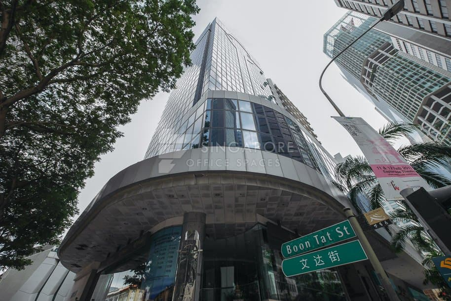 The Globe Office For Rent Singapore 518