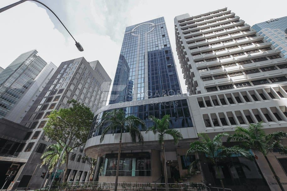 The Globe Office For Rent Singapore 538