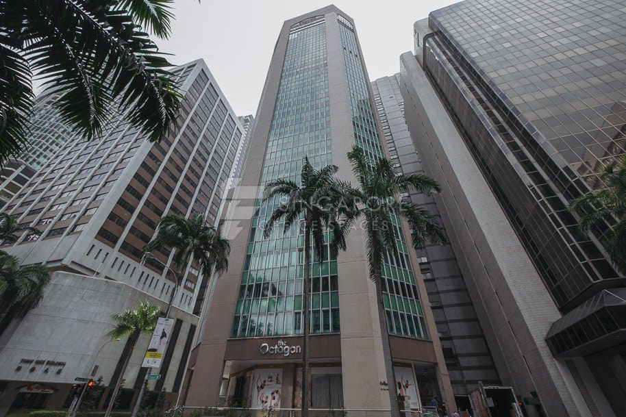 The Octagon Office For Rent Singapore 515