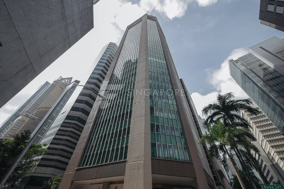 The Octagon Office For Rent Singapore 540