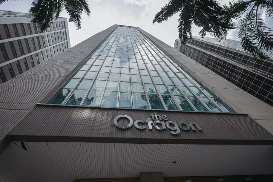 The Octagon Office For Rent Singapore 542