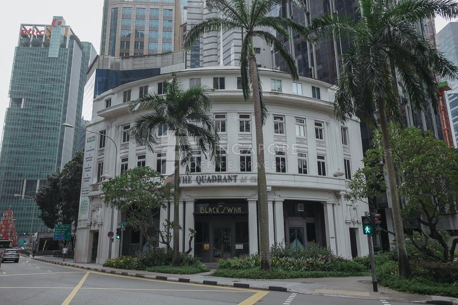 The Quadrant At Cecil Office For Rent Singapore 524