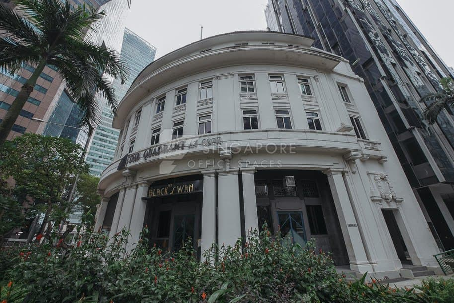 The Quadrant At Cecil Office For Rent Singapore 527