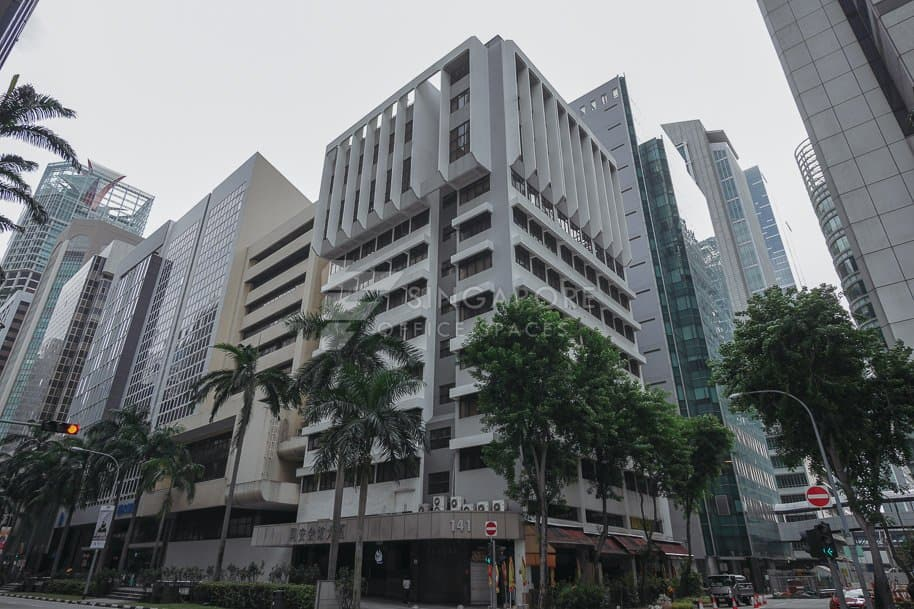 Tung Ann Association Building Office For Rent Singapore 505