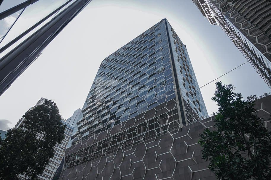 Uic Building 6 Shenton Way Office For Rent Singapore 605