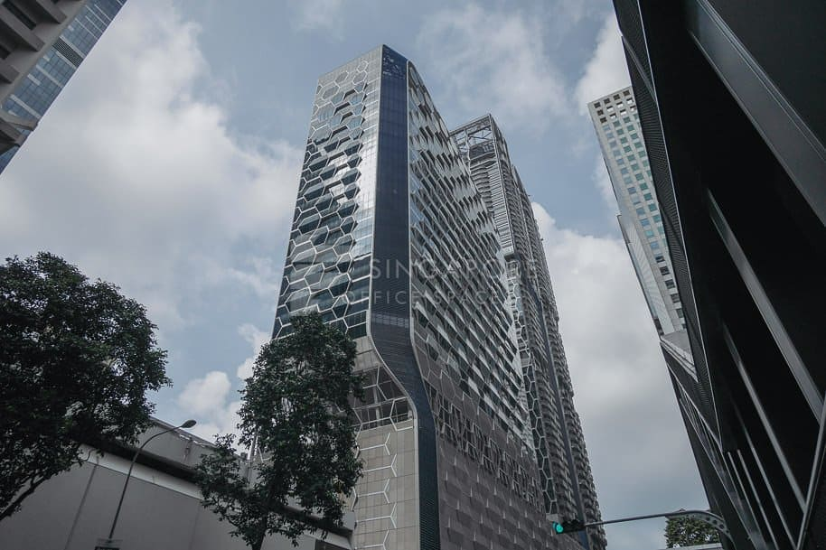 Uic Building 6 Shenton Way Office For Rent Singapore 631