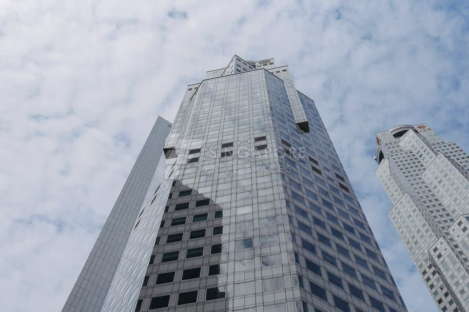 Uob Plaza Office For Rent Singapore 09