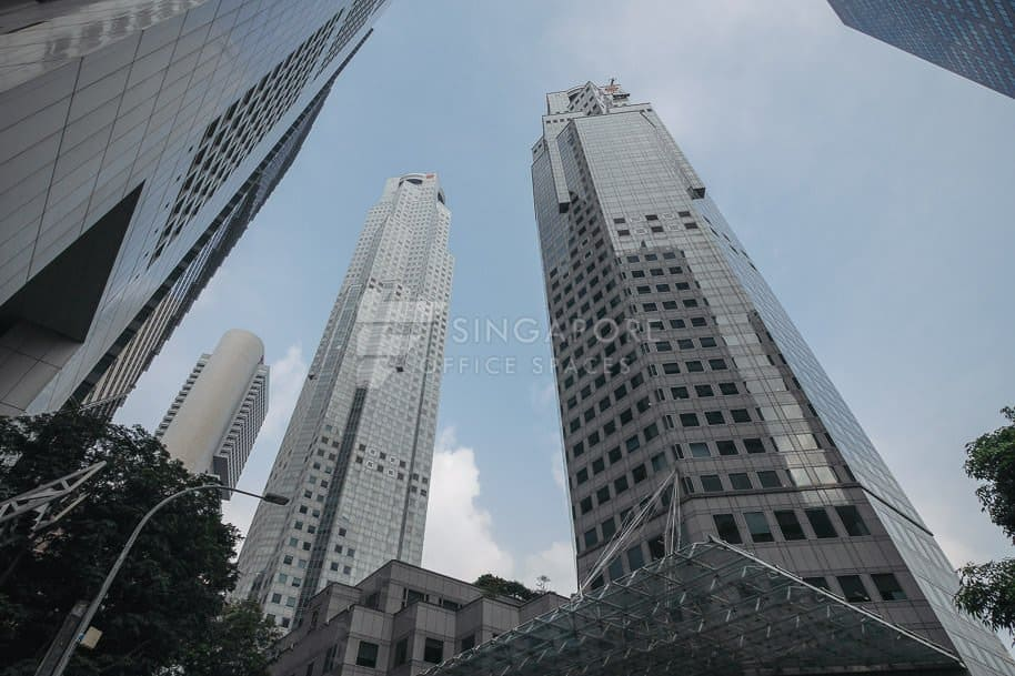 Uob Plaza Office For Rent Singapore 766