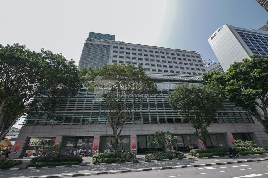 Ura Centre Office For Rent Singapore 670