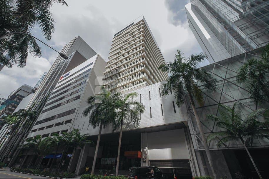 Wing On Life Building 150 Cecil Street Office For Rent Singapore 545