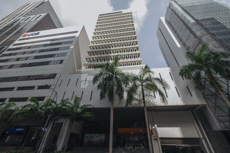 Wing On Life Building 150 Cecil Street Office For Rent Singapore 546