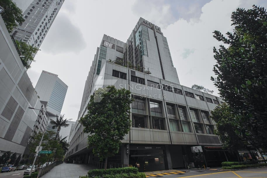 100 Am Office For Rent Singapore 442