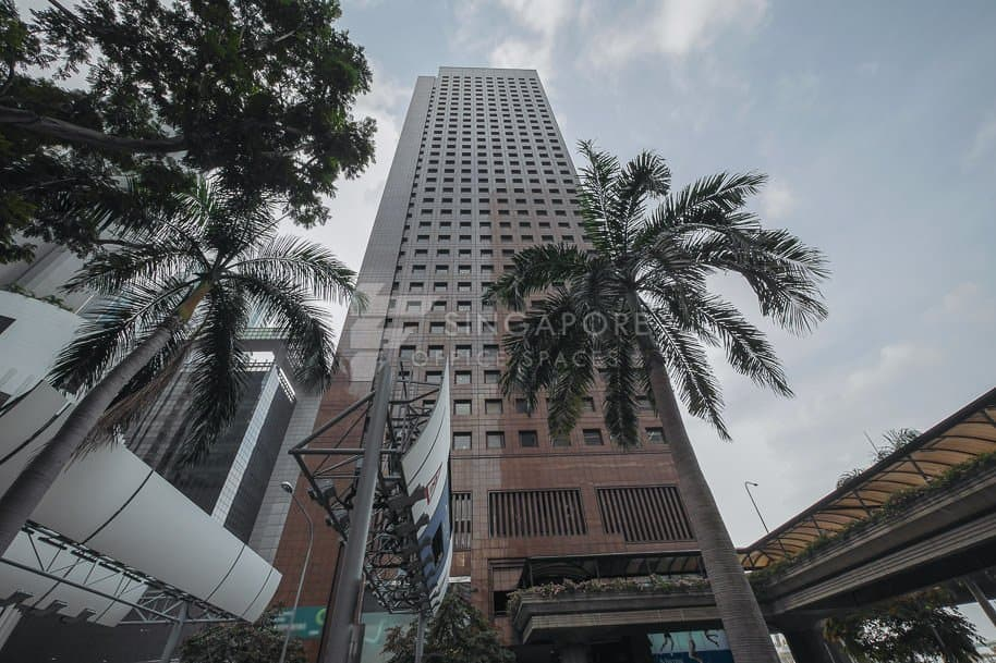78 Shenton Way Tower 1 Office For Rent Singapore 409