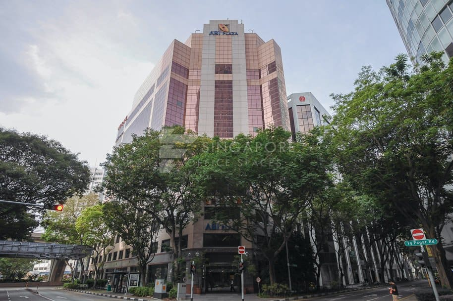 Abi Plaza Office For Rent Singapore 415