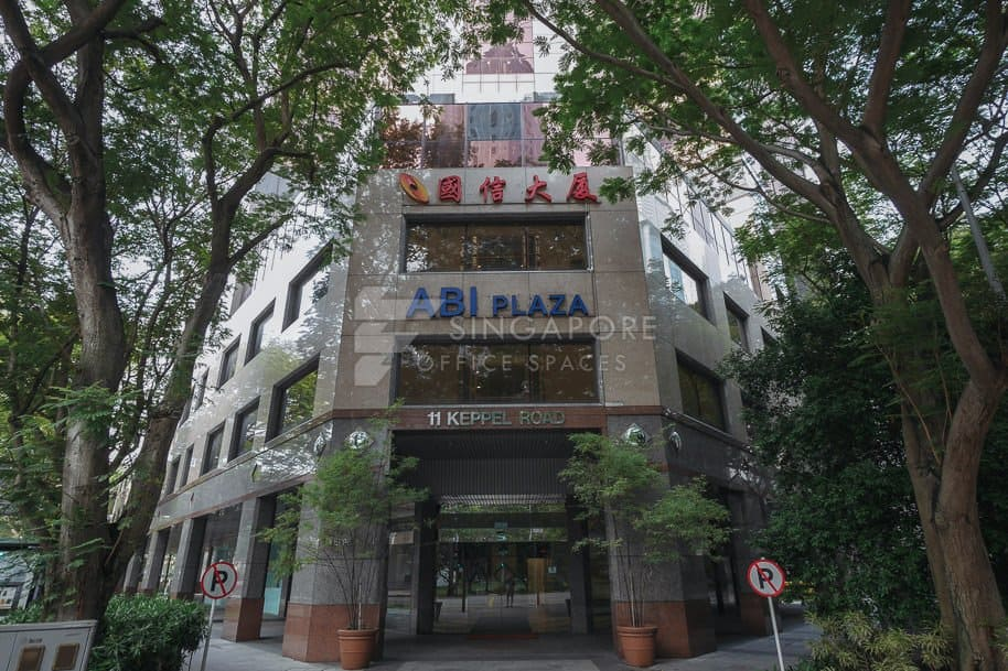 Abi Plaza Office For Rent Singapore 416