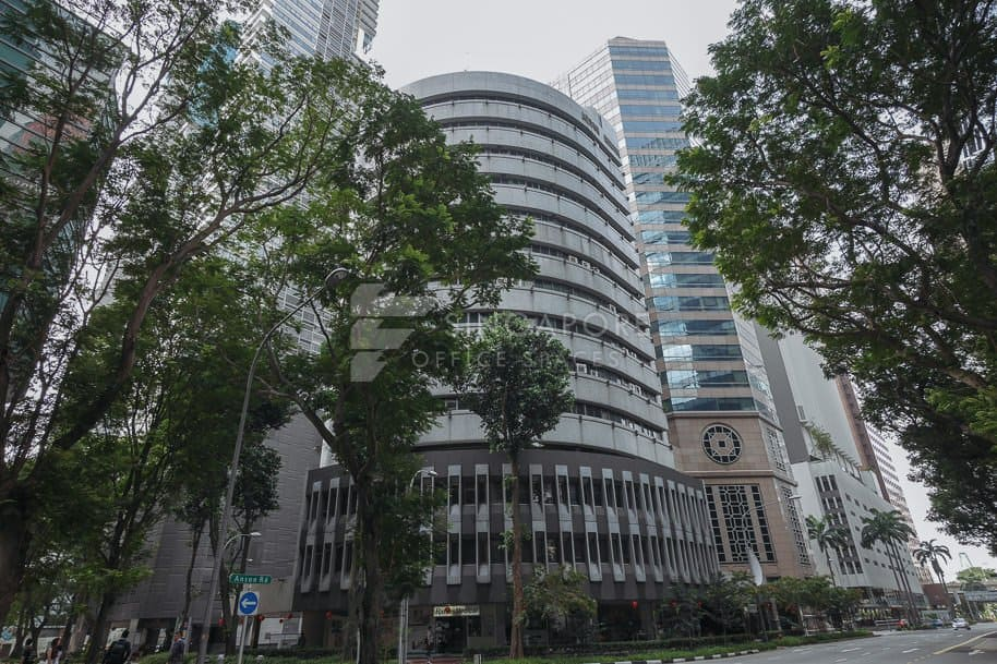 Anson Centre Office For Rent Singapore 479