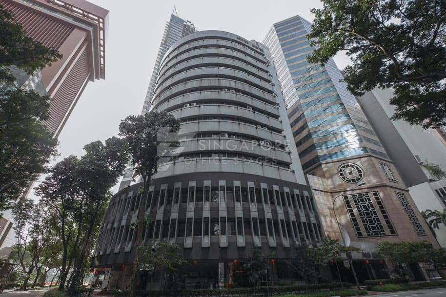Anson Centre Office For Rent Singapore 482