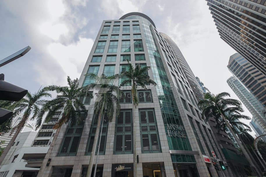 Anson House Office For Rent Singapore 454