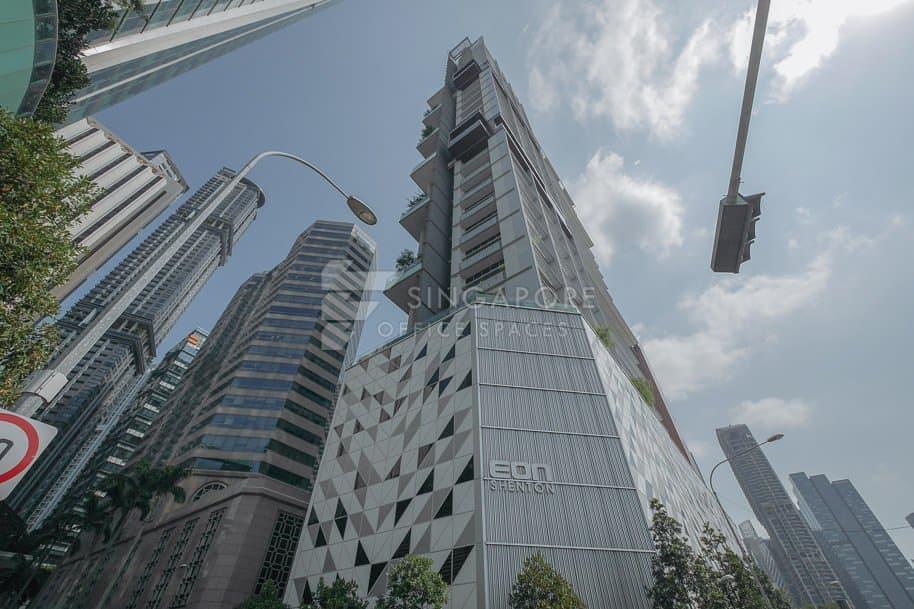 Eon Shenton Office For Rent Singapore 1041