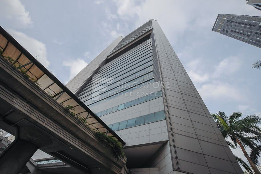 Fuji Xerox Towers Office For Rent Singapore 411