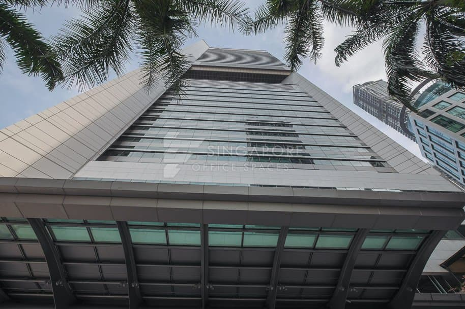 Fuji Xerox Towers Office For Rent Singapore 413