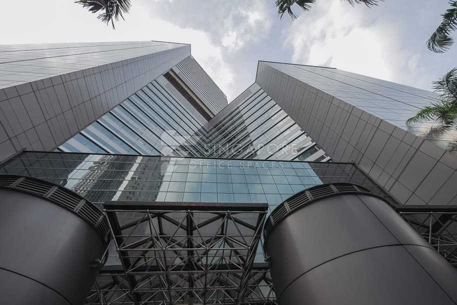 Fuji Xerox Towers Office For Rent Singapore 414
