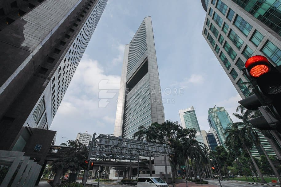 Fuji Xerox Towers Office For Rent Singapore 457