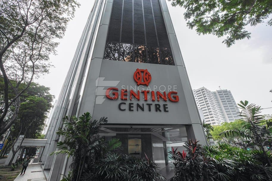 Genting Centre Office For Rent Singapore 419